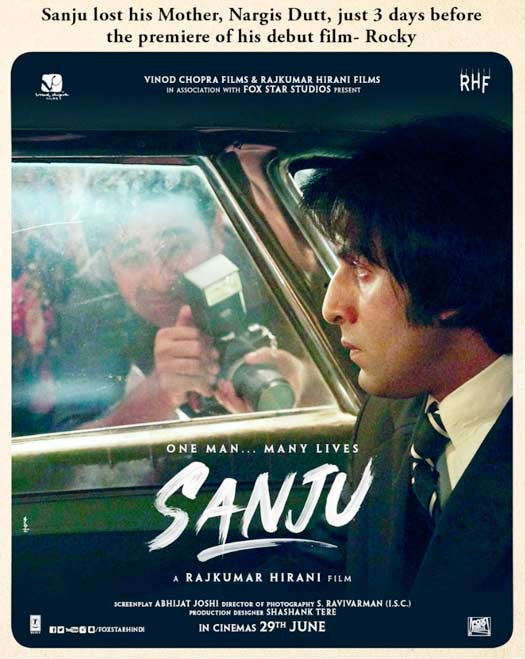 A story unbelievable but true: Rajkumar Hirani on Sanju biopic