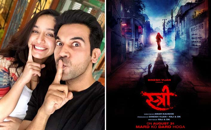 Image result for latest images of new song trailer of stree movie