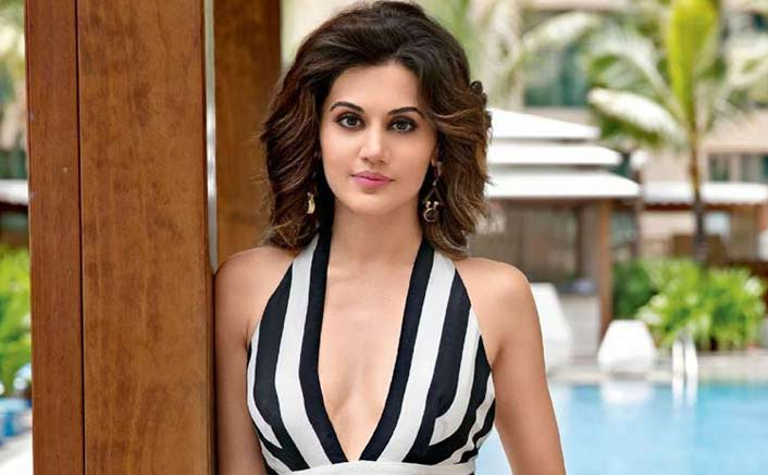 Taapsee Pannu starts shooting for 'Badla'