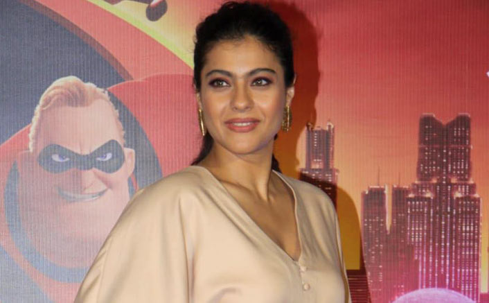 My whole life has been pretty incredible so far, says Kajol