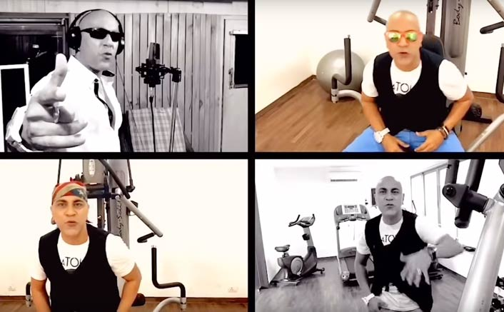 Youth Icon Baba Sehgal Releases Mumbai's Vada Pav anthem