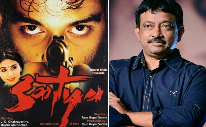 20 years on, RGV shares 'truth' behind success of 'Satya'