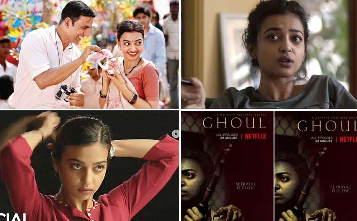 6 months 4 projects, Radhika Apte on a winning spree