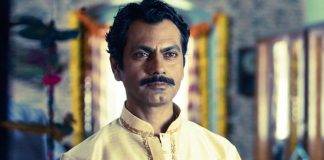 "With Sacred Games audiences hail Nawazuddin Siddiqui as the "" God of Acting "" !"