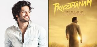 Ali Fazal goes back to school for 'Prassthanam'