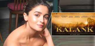Alia Bhatt wraps up 'Kalank' schedule
