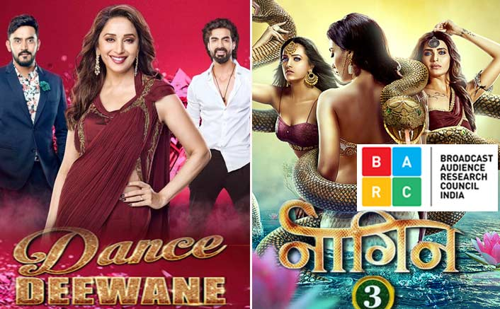 BARC Report Week 29: Dance Deewane - The ONLY Reality Show In Top 10, Naagin 3 Tops Again!