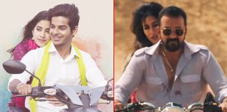 Box Office - Dhadak hangs on well in the second weekend, Saheb Biwi aur Gangster 3 wraps up in quick time