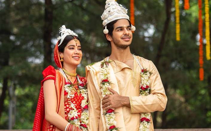 Box Office - Dhadak holds reasonably well on its second Friday