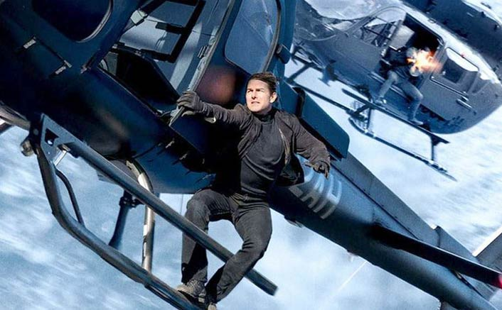 How Tom Cruise's latest 'Mission Impossible' topped box office