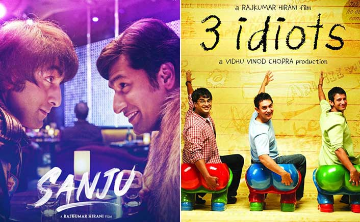 Box Office - Rajkumar Hirani's Sanju surpasses 3 Idiots lifetime collections in just one week