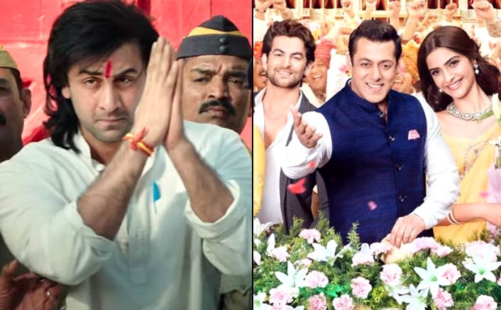 Box Office - Sanju goes past Prem Ratan Dhan Payo lifetime in 8 days