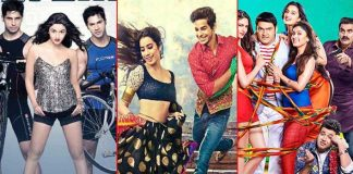 Dhadak Box Office Day 2: 11.04 Crores VS Student Of The Year VS Kis Kisko Pyaar Karoon!
