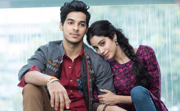 'Dhadak' heads to Middle East