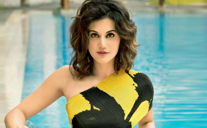 Disturbing to see one religion being targeted: Taapsee Pannu