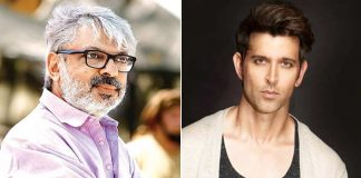 Hrithik Roshan clears the air on refusing Sanjay Leela Bhansali's next
