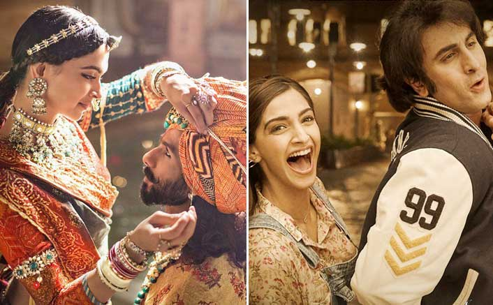IFFM: 'Padmaavat', 'Sanju' lead nominations for awards