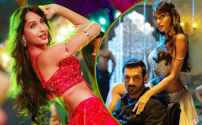 Nora Fatehi's Dilbar creates a new record, becomes Number 1 on the YouTube Global Charts