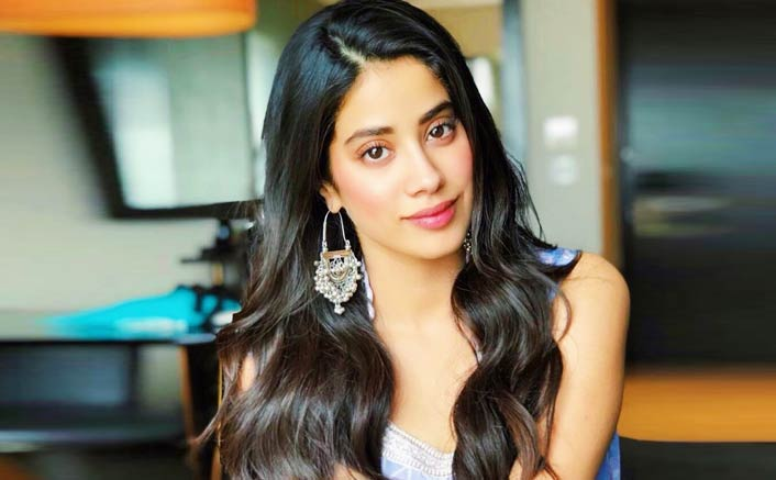Not a star just trying to be an actor Janhvi Kapoor