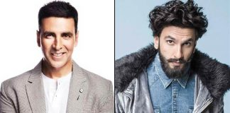 Ranveer Singh wants be like Akshay Kumar