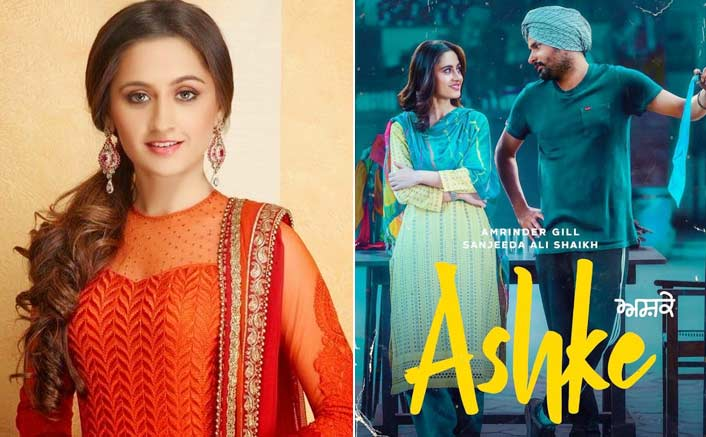 Sanjeeda learns Punjabi for 'Ashke'