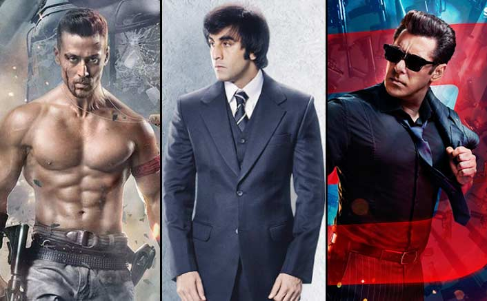 Sanju Box Office: In Just 5 Days - Beats Baaghi 2, Set To Surpass Race 3!