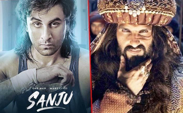 Sanju OR Khilji; Ranbir Kapoor VS Ranveer Singh - BEST Performance Of 1st Half Of 2018?