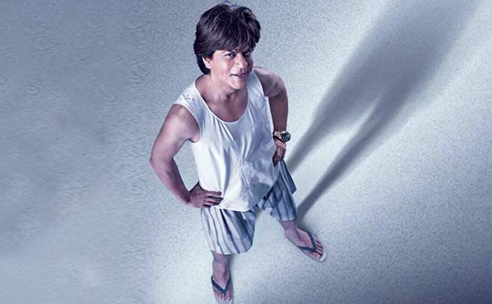 Shah Rukh Khan recreates this famous scene of his with AbRam