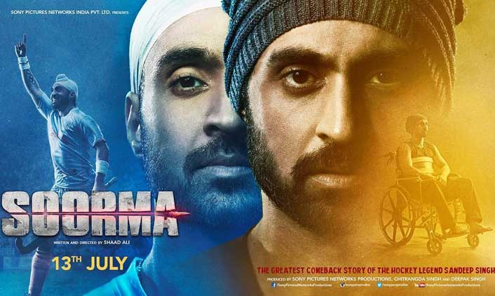 Soorma Movie Review: Diljit Dosanjh Flicks Right Through Your Heart, Shaad Ali Breaks It!