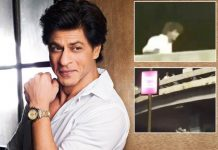 VIDEO: Shah Rukh Khan Spotted Shooting At Mumbai's Marine Drive!
