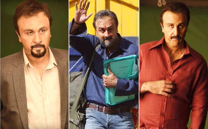 Witness the miracle filmmaker transform Ranbir Kapoor into Sanjay Dutt in this making video