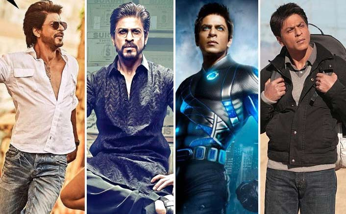 8 Years, 10 Films, 1295 Crore – Shah Rukh Khan's Rough Phase Is Better Than The Best Of Most Actors!