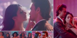 Akh Lad Jaaye: Aayush and Warina turn up the heat in this sensuous Club number
