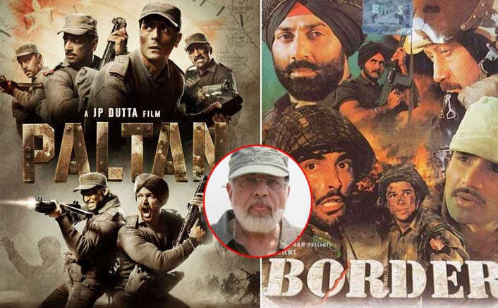 As Jp Dutta Is Back With Paltan Here S Recalling His Historic