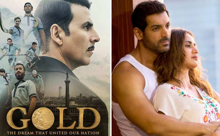 Box Office: Bollywood Gets Its BIGGEST Day Ever On A Clash As Both Gold & Satyameva Jayate Take Superb Opening