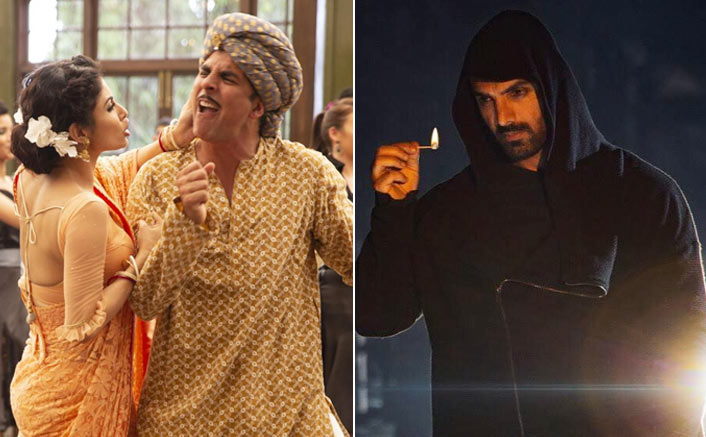 Box Office - Gold and Satyameva Jayate have a decent Sunday
