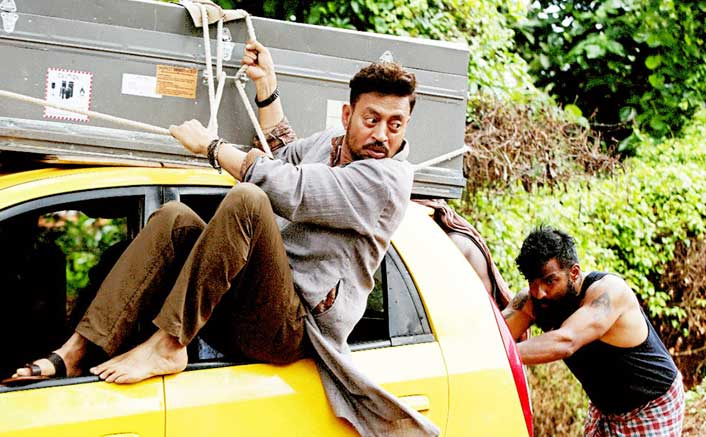 Box Office - Karwaan is the lowest Irrfan Khan starrer in recent times