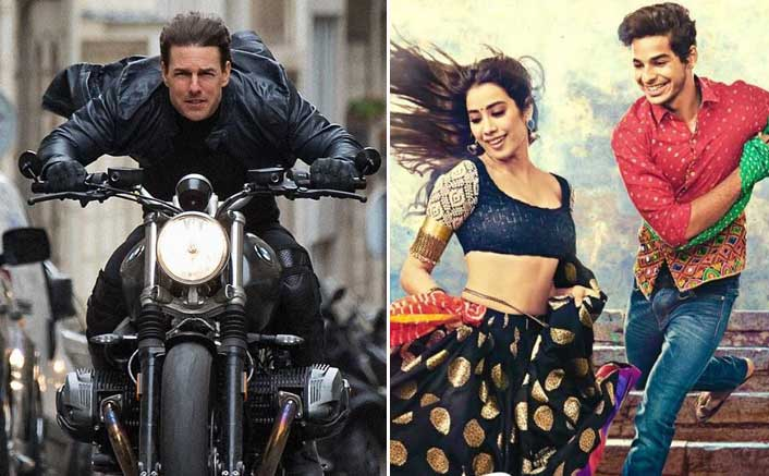 Mission Impossible Fallout surges ahead of Dhadak at India Box Office