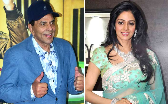 Dharmendra Remembers Sridevi Three Days Before Her Birthday; Says She Was A Nice Artist!