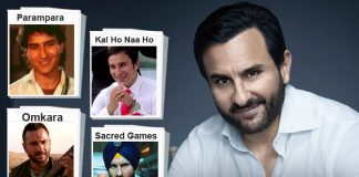 From Parampara to Sacred Games, Happy Birthday Saif