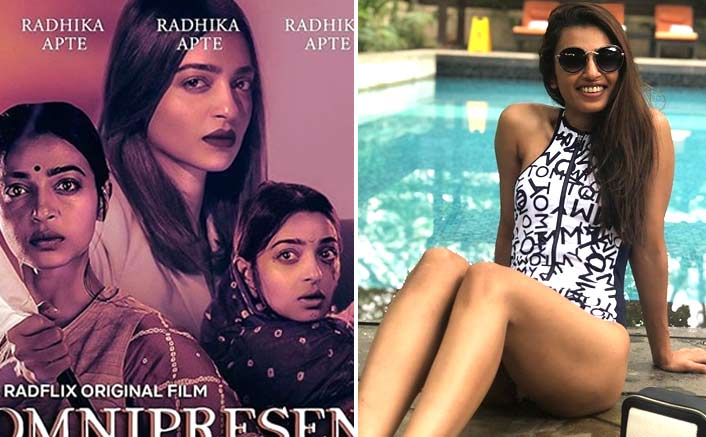 Great coincidence: Radhika Apte on being 'omnipresent' on Netflix
