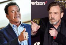 Hamill once advised Schwarzenegger to lose his accent
