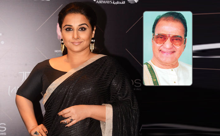 Having great experience shooting for NTR's biopic: Vidya Balan