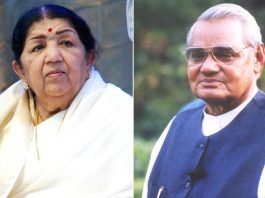 'I feel I've lost my father again': Lata Mangeshkar on her bonding with Vajpayee