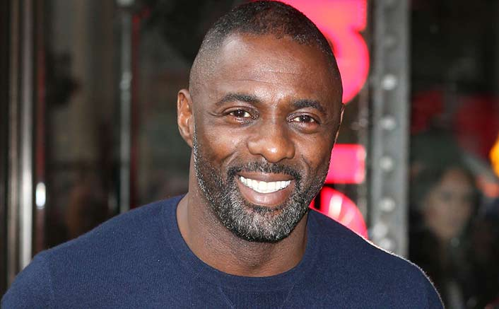 Idris Elba not shaken OR stirred by Bond questions