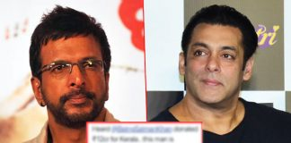 Jaaved Jaaferi's Tweet Of Salman Khan Donating 12 Crores Is Unconfirmed & Here's What He Has To Say About It!