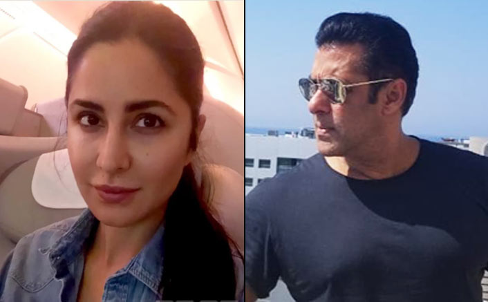 Image result for latest images of katrina kaif with salman khan from bharat movie in malta
