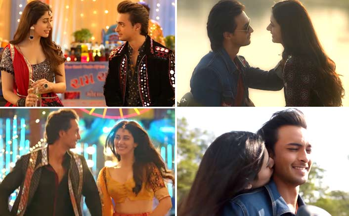 Love takes over the audience with the vibrant and colourful Loveratri trailer