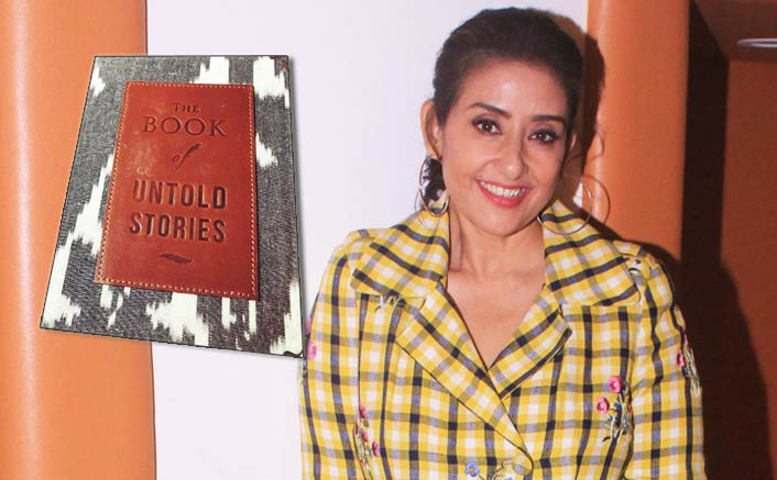 Manisha Koirala Pens Her First Book & It's Very Special!