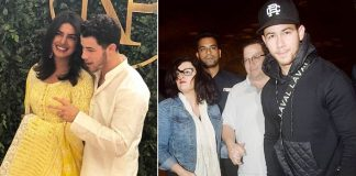 Nick leaves for US after 'roka' with Priyanka